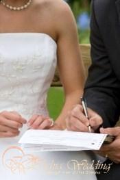 Pratiche burocratiche matrimonio